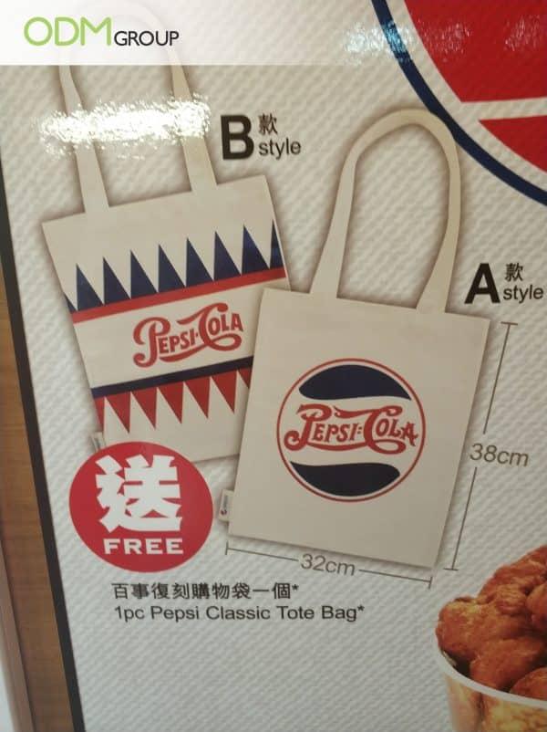 Custom Reusable Bag