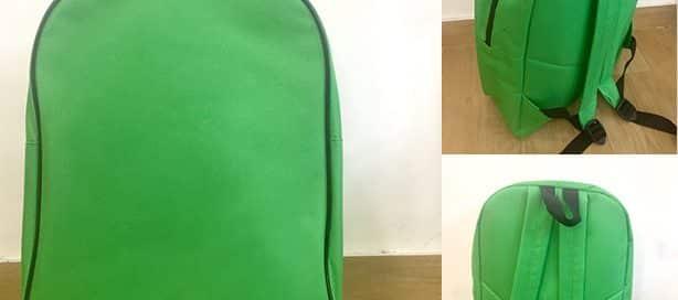 Custom promotional backpack cheap