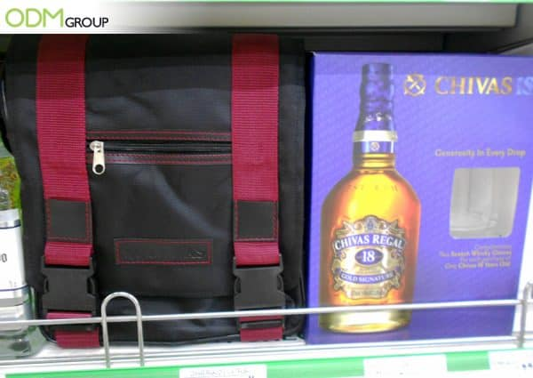Premium Incentive Products- Chivas Regal Gives More Value for Money