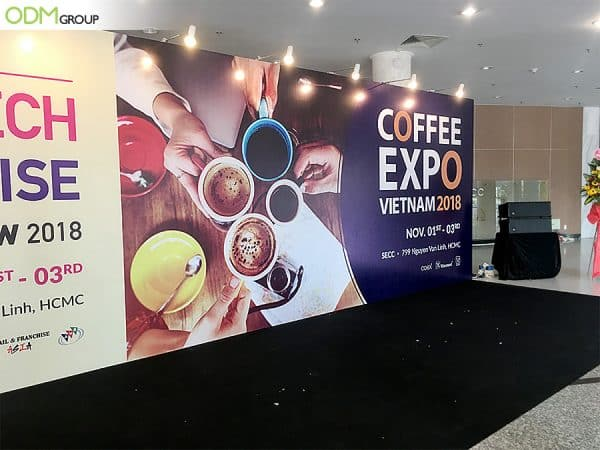 Vietnam Sourcing Branded Coffee as Promotional Gift