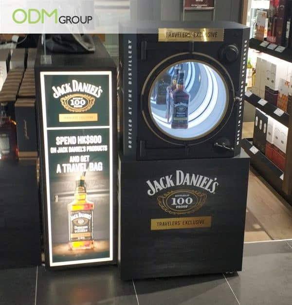 bespoke display stand