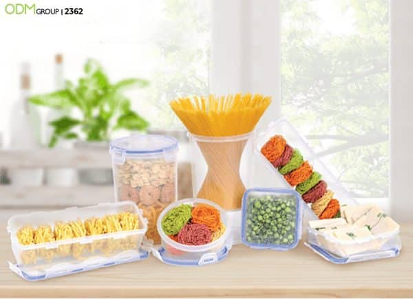 custom plastic containers