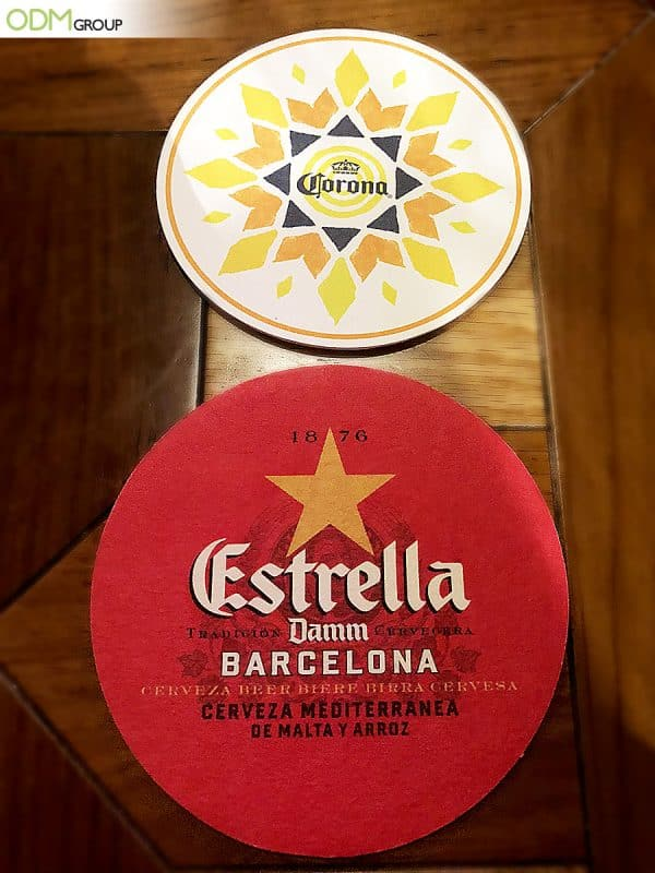 Top 3 Main Reasons to Use Custom Drink Coaster for Bar Promotions