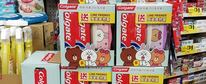 How Colgate Retains Customers with the Use of On Pack Premium