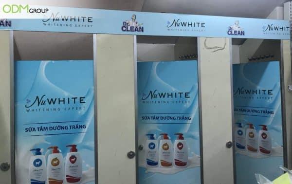 Promotional Poster Design: Read How NuWhite Achieve Maximum Sales