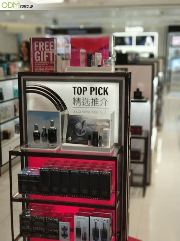 Cosmetics Marketing