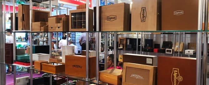 Custom Branded Wooden Box