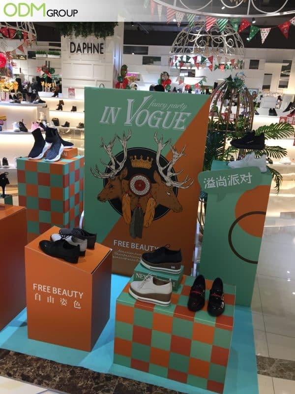 Custom Retail Display