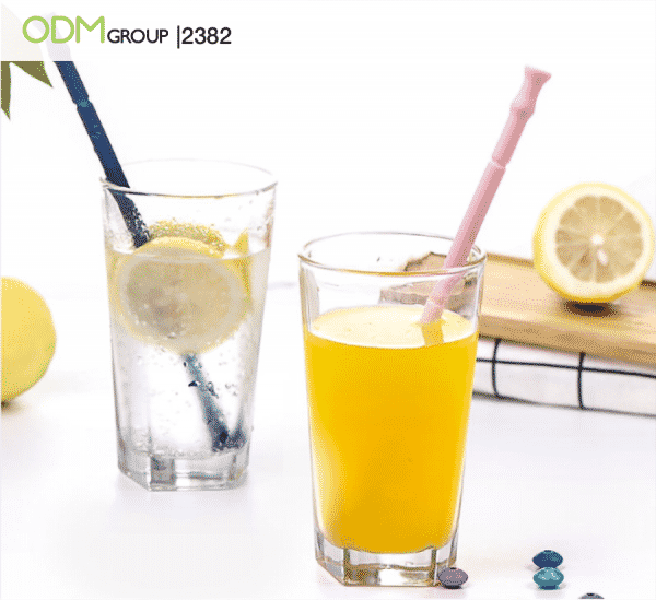 Eco-Friendly Corporate Gifts – Silicone Straws To Set The Trend