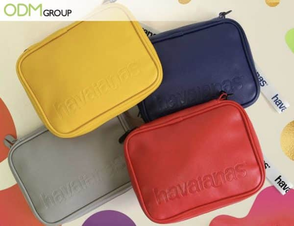 Havaianas Christmas Offer - Promotional Toiletry Bag