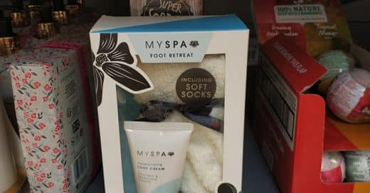 My Spa Gift Set Aims To Bring Relaxation Into The Comfort Of One's Home