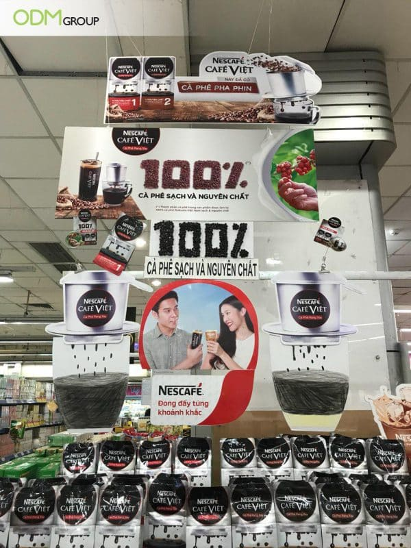POP Retail Display