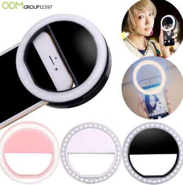 Premium Selfie Ring Light
