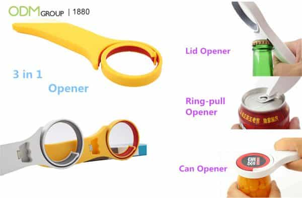 Promotional Bottle Opener