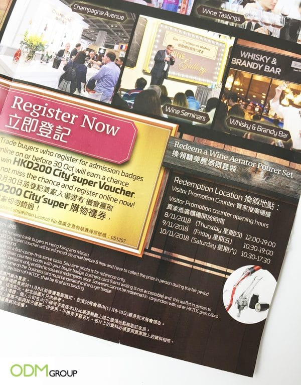 Promotional Mailer