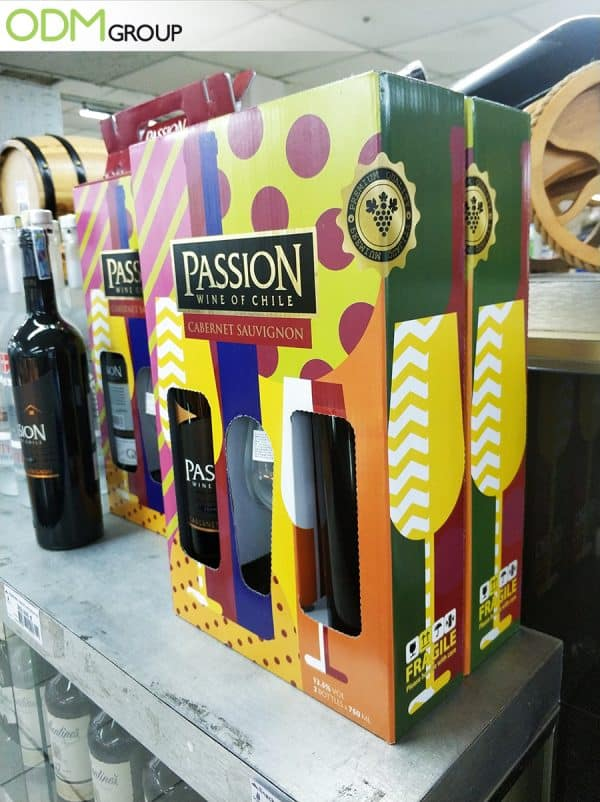Promotional Wine Packaging