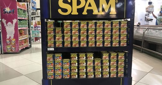 Spam's POS Display Designer Takes Their Display Game One Notch Higher