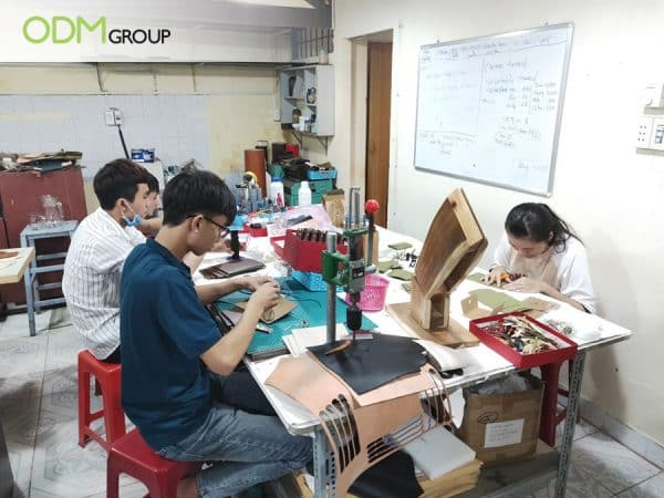 Vietnam Leather Supplier