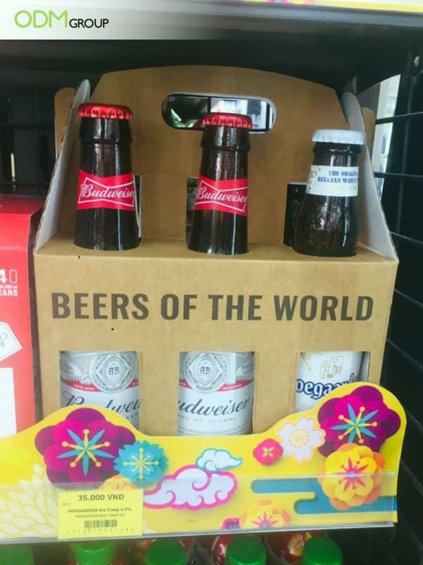 Beer Merchandising