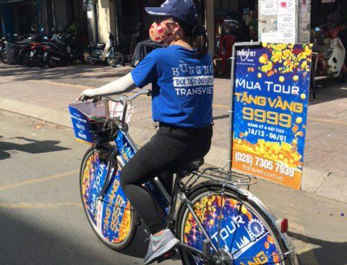 Bicycle Marketing In Vietnam Heightens Brand Awareness