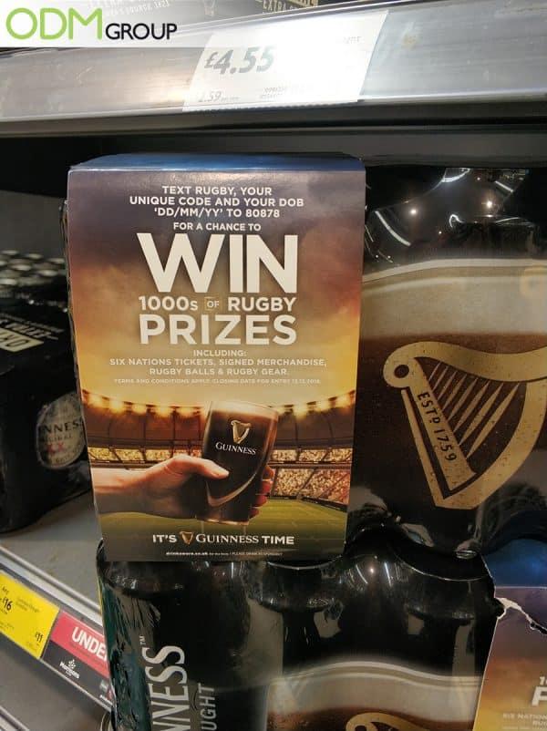 Contest Rewards