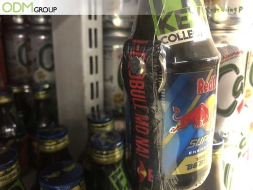 Custom Logo Keychain: What Makes Redbull's Promotion A Success