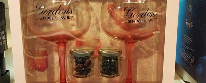 Glassware Gift Set
