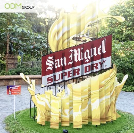 Is San Miguel's Art Installation A Good Beer Marketing Idea?