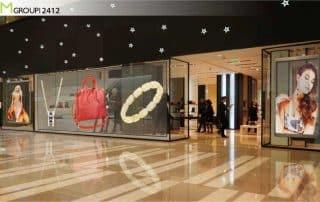 Transparent LED Screen Poster