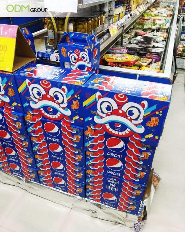 Pepsi - Lunar New Year Packaging