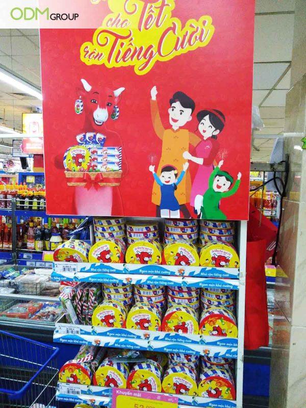 Marketing Display Stand