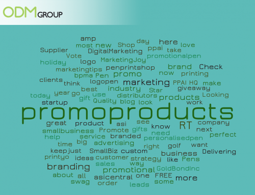 Promotional Products Report #promoproducts