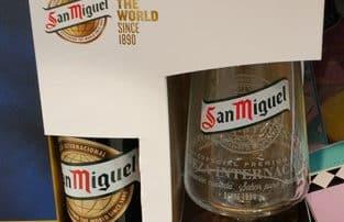 beer glass giveaway