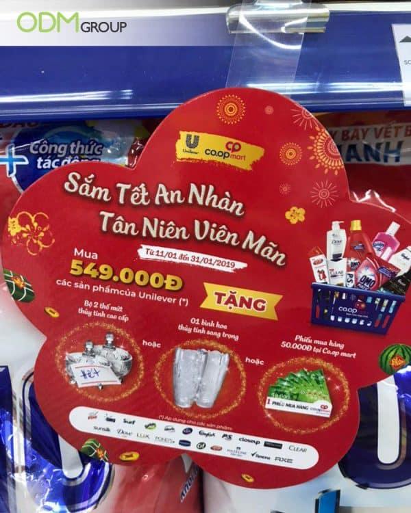 lunar new year giveaways