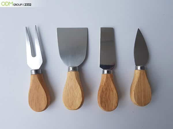 promotional cheese knife