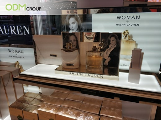 955d81e824d 5 Reasons Perfume Merchandising with Pretty Models Caught My Eye!