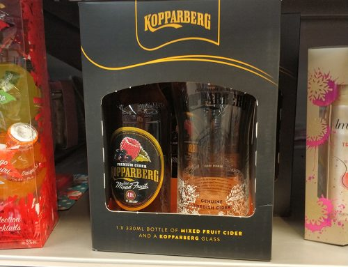 3 Beverage Packaging Design Ideas to Learn from Kopparberg