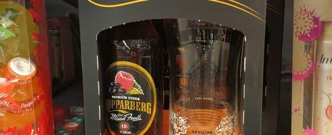 Beverage Packaging Design