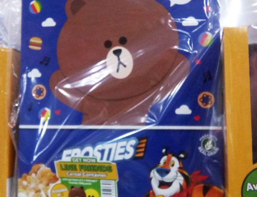 Novelty GWP Merchandise – How Kellogg's Outperform Competition