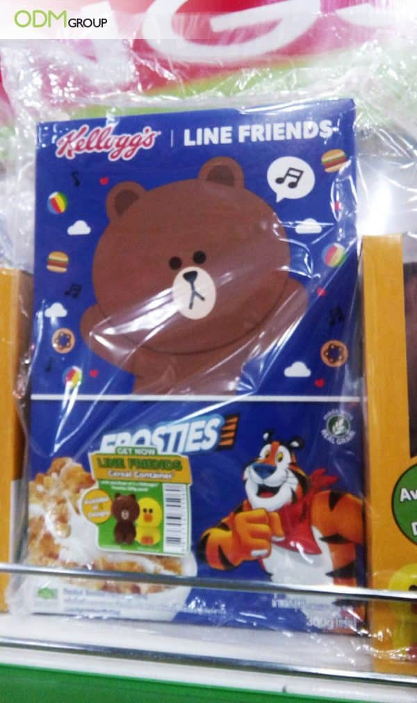 Novelty GWP Merchandise - How Kellogg's Outperform Competition