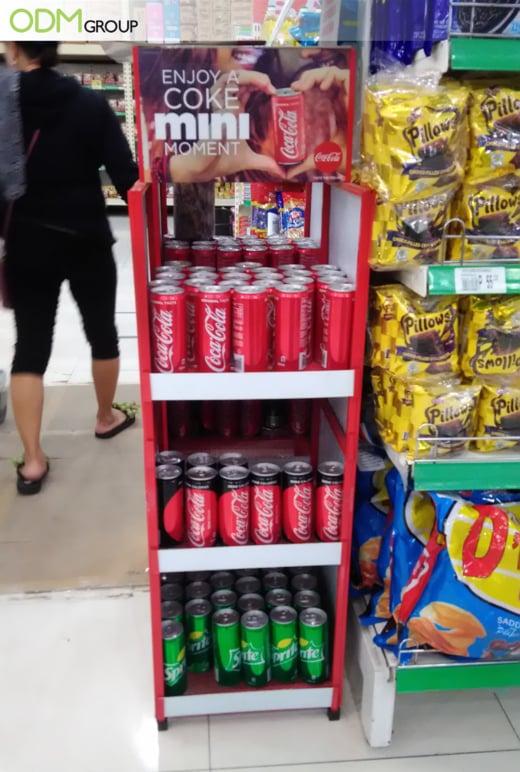 Beverage Display Stand