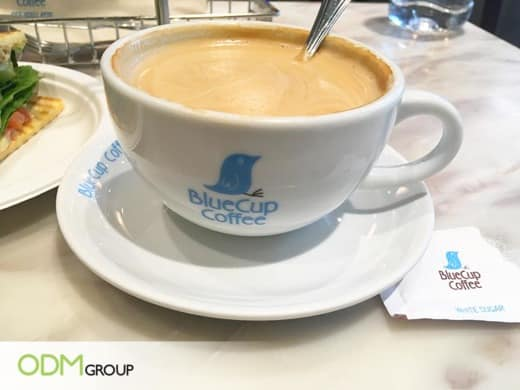 Magic 6- Blue Promotional Products for Coffee