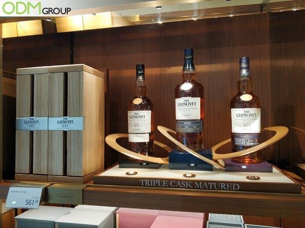 Branded Bottle Glorifier
