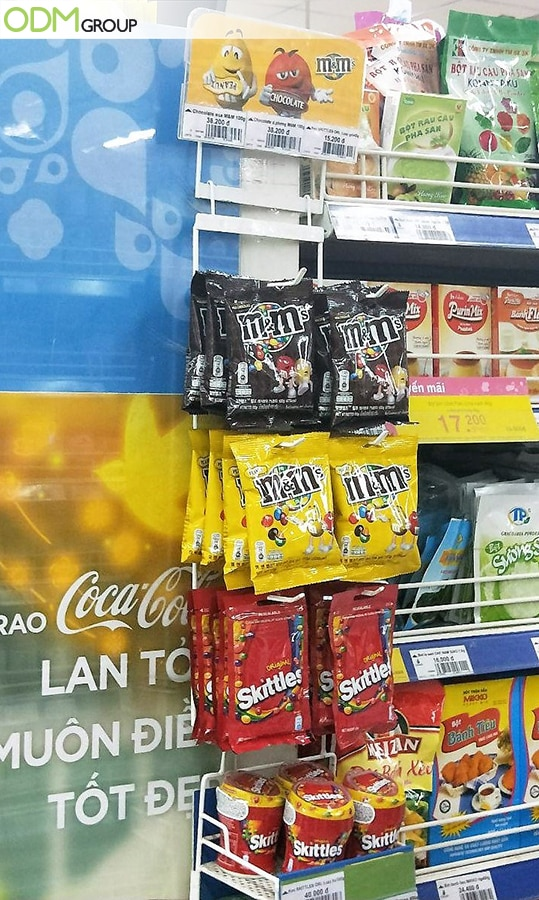 Confectionery Displays