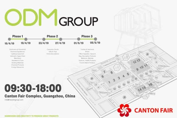 Find Promotional Products at the Canton Fair 2019