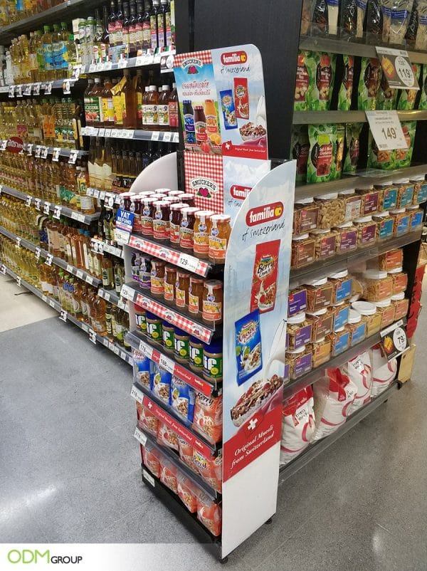 Retail POP display