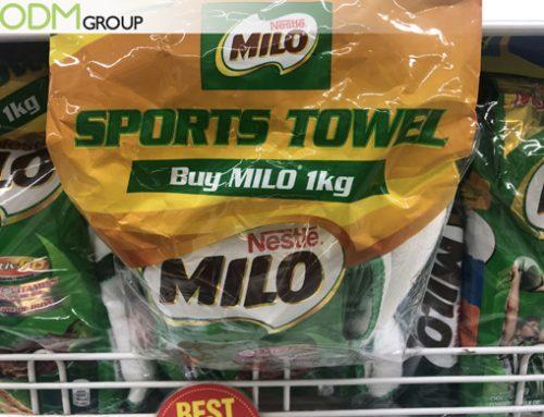 Towel Giveaway – Milo's Key Towards Successful Marketing