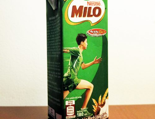 The Thirst that Was Never Quenched – Milo's On-Pack Promotions