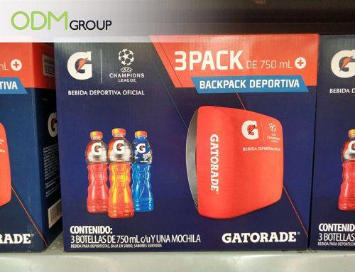4 Key Benefits to Promoting GWP Custom Backpacks