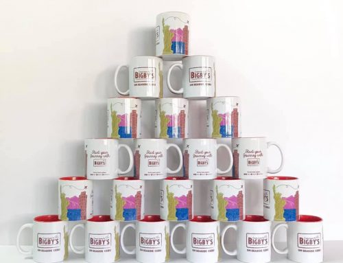 Top 3 Benefits Of Using Customised Mugs for Brand Promotions